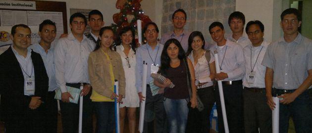 Encuentro de Semilleros 2011 ASIES Cauca
